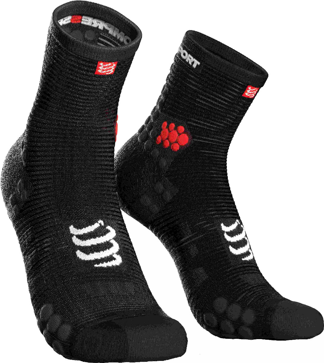 Sokken Compressport Pro Racing Socks V3 Run High
