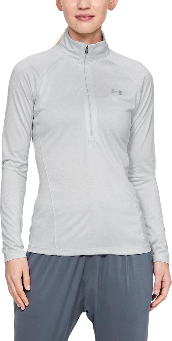 T-shirt met lange mouwen Under Armour Tech 1/2 Zip - Twist