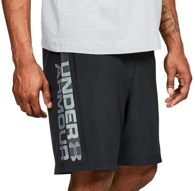 Korte broeken Under Armour Woven Graphic Wordmark Short