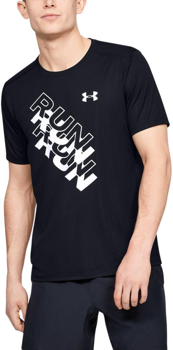 T-shirt Under Armour UA INTERNATIONAL RUN DAY GX TEE